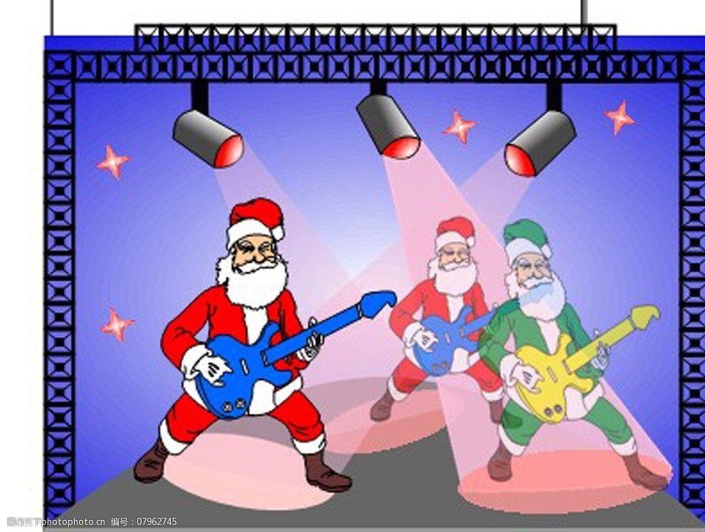 圣誕老人演奏會